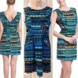 Plenty by Tracy Reese -Vanessa- Print Dress -Sz 8
